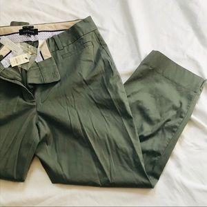 Talbots Perfect Crop Pants